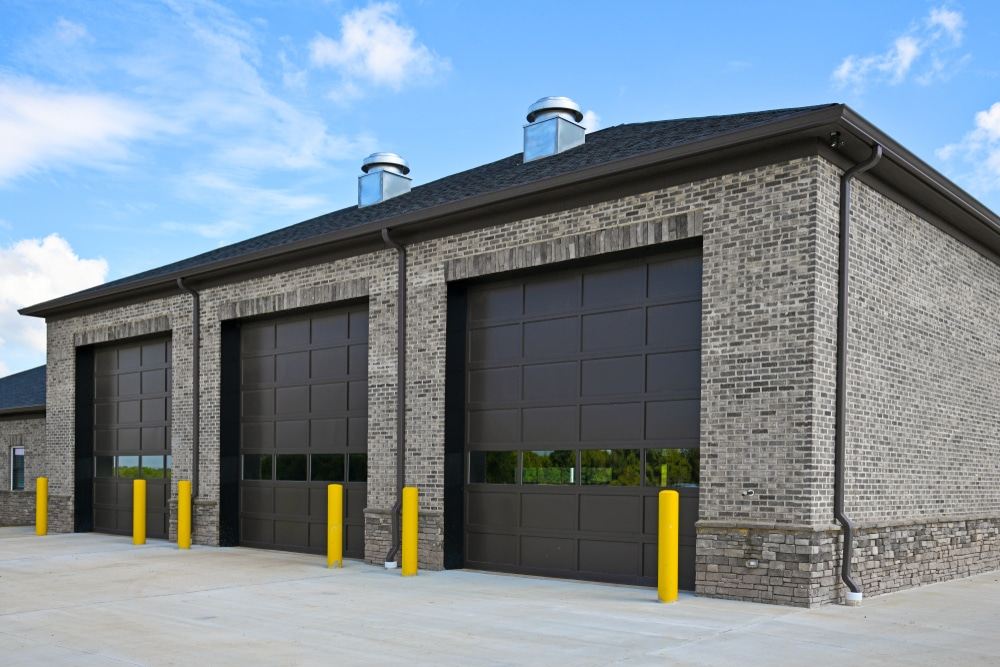 Warehouse Garage Door Repair & Installation